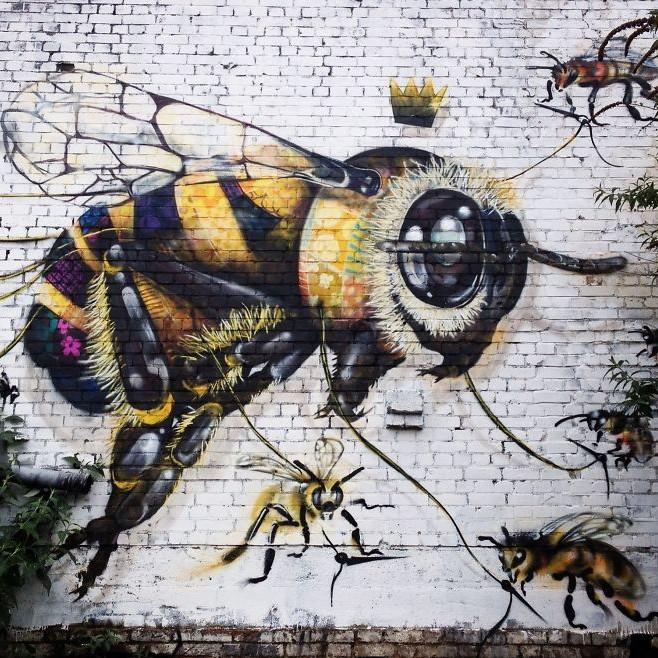 Спасите пчёл